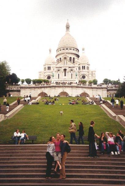 La Basilique du Sacré Coeur de Montmartre, Paris