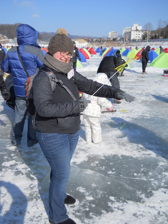 Pyeongchang Mountain Trout & Ice Fishing Festival