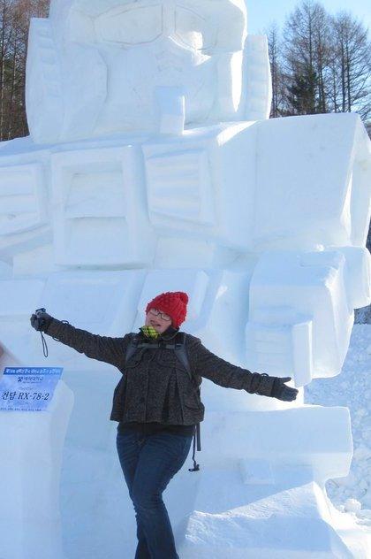 Taebaeksan Snow Festival