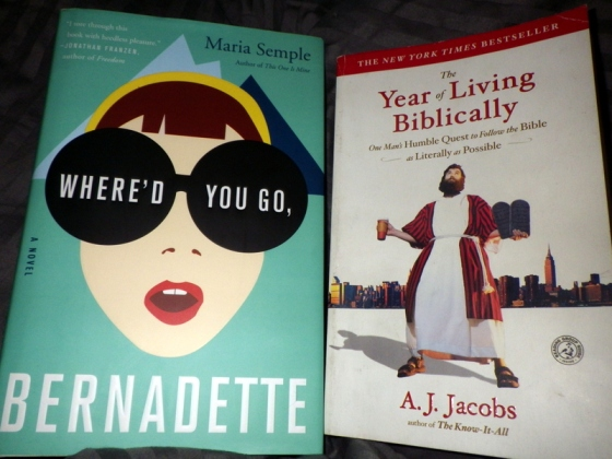 My current reads