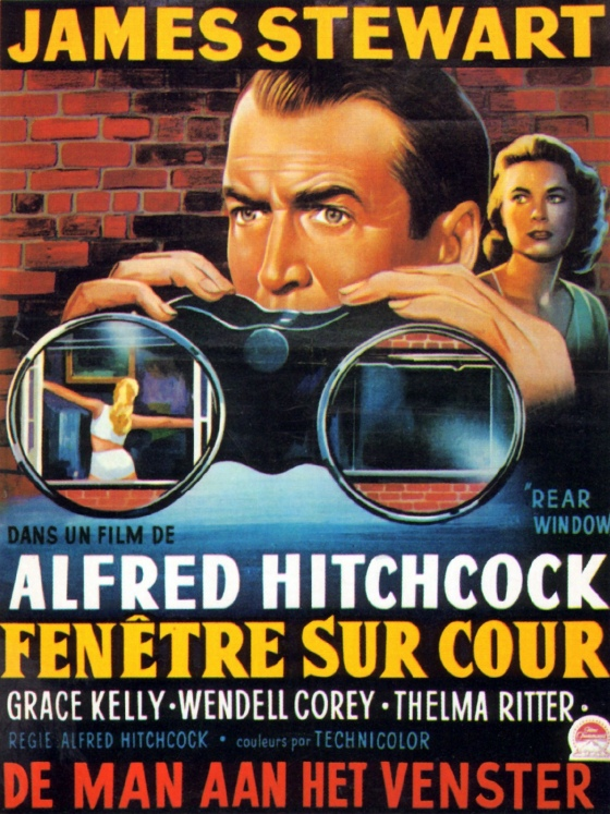 Poster - Rear Window_19