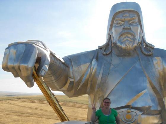 Mongolia, June 2012