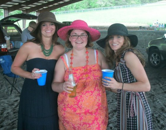 Steeplechase 2010... It's all about the hats