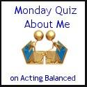 Acting Balanced