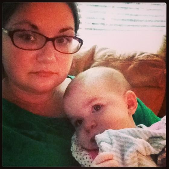 Babysitting Hayden